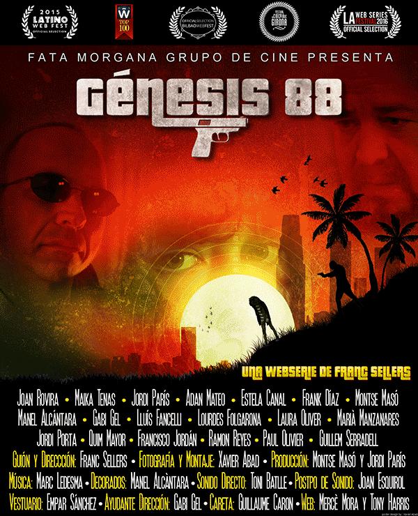 Posters Génesis