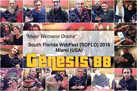 Premio Soflo a Genesis 88